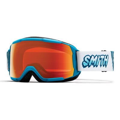 Smith Grom Cyan Yeti Goggles - Kids