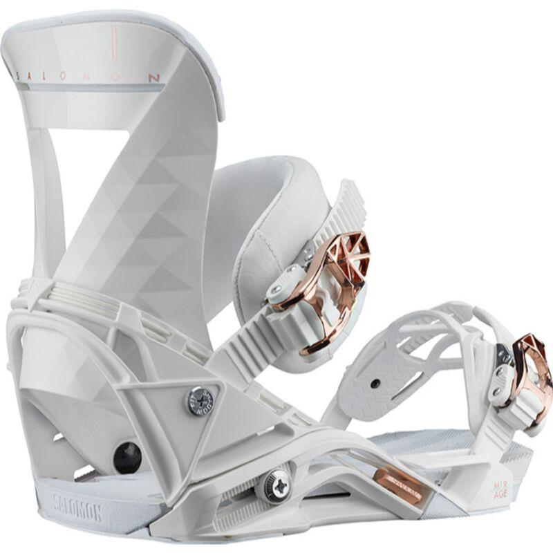 Salomon Mirage Snowboard Bindings - Womens 19/20 image number 0