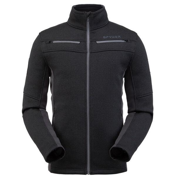 Spyder Wengen Encore FZ Fleece Jacket Mens