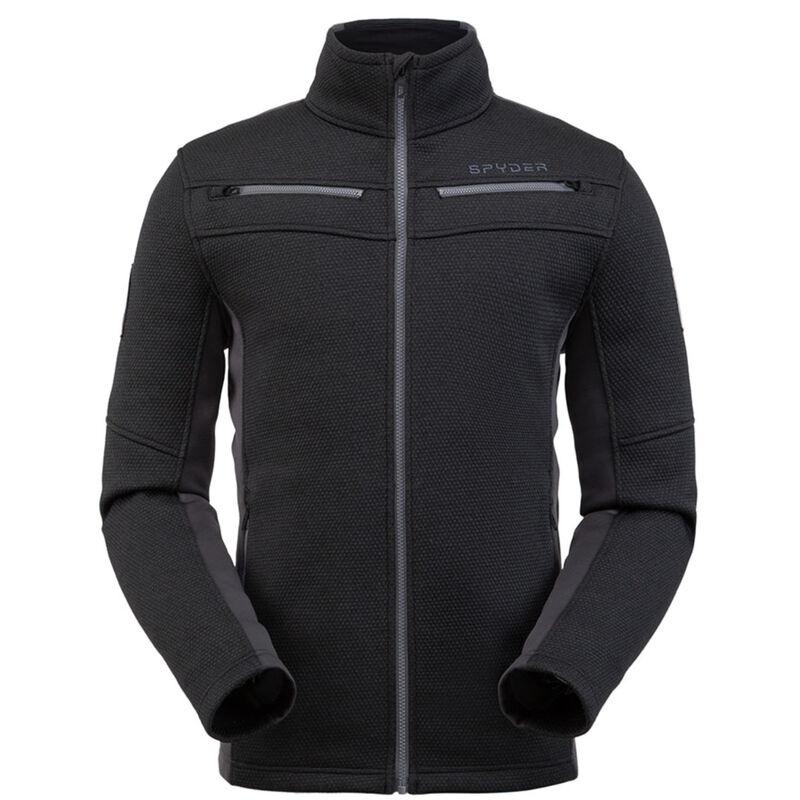Spyder Wengen Encore FZ Fleece Jacket - Mens image number 0