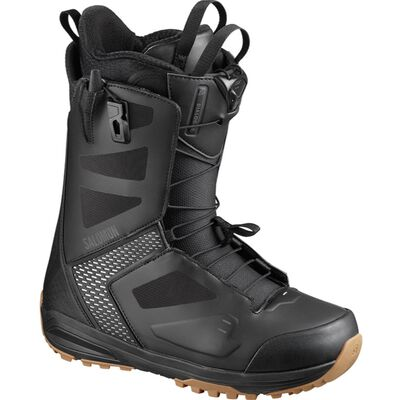 Salomon Dialogue Focus Boa Wide Snowboard Boots - Mens 19/20