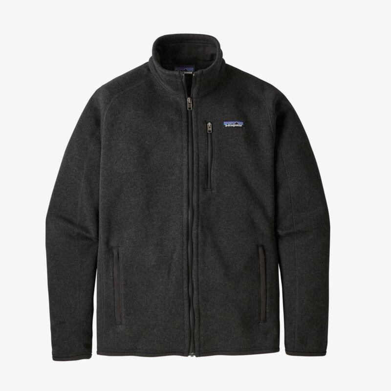 Patagonia Better Sweater Fleece Jacket Mens image number 0