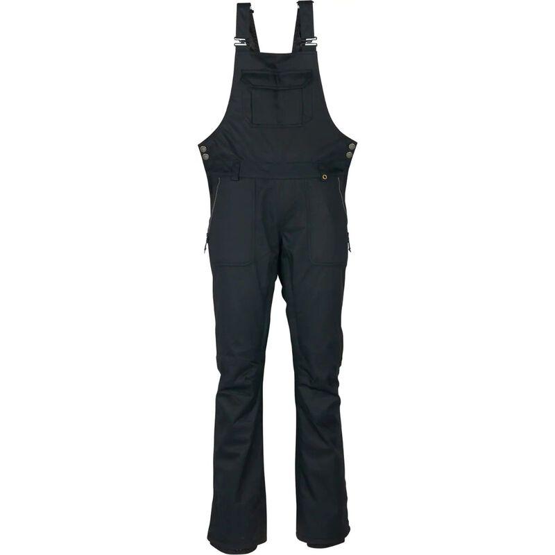 686 Black Magic Bib Pants - Womens - 19/20 image number 0