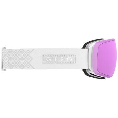 Giro Eave White Velvet Goggles - Womens