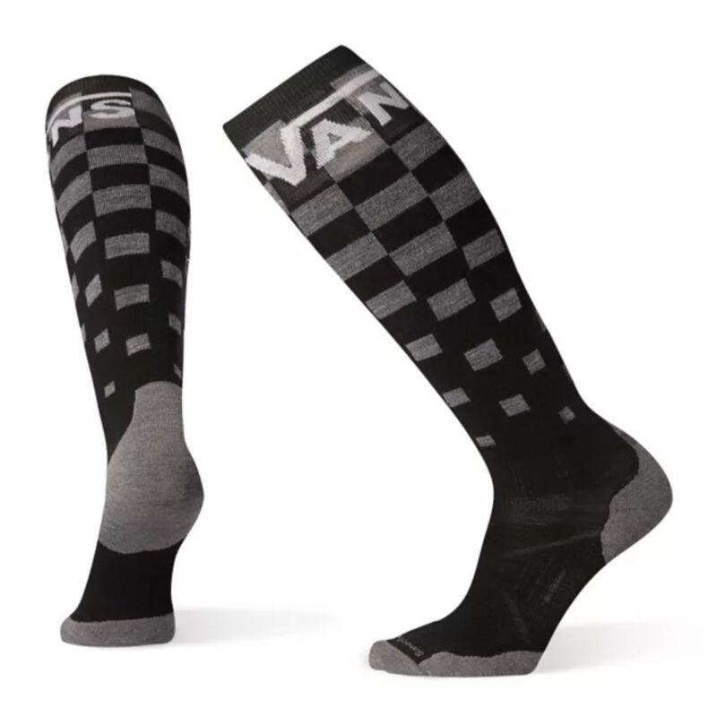 Smartwool PhD® Snowboard VANS Checker Light Elite Socks image number 0