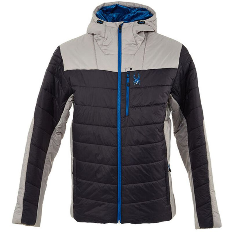 Spyder Glissade Hoodie Insulated Jacket - Mens 20/21 image number 0