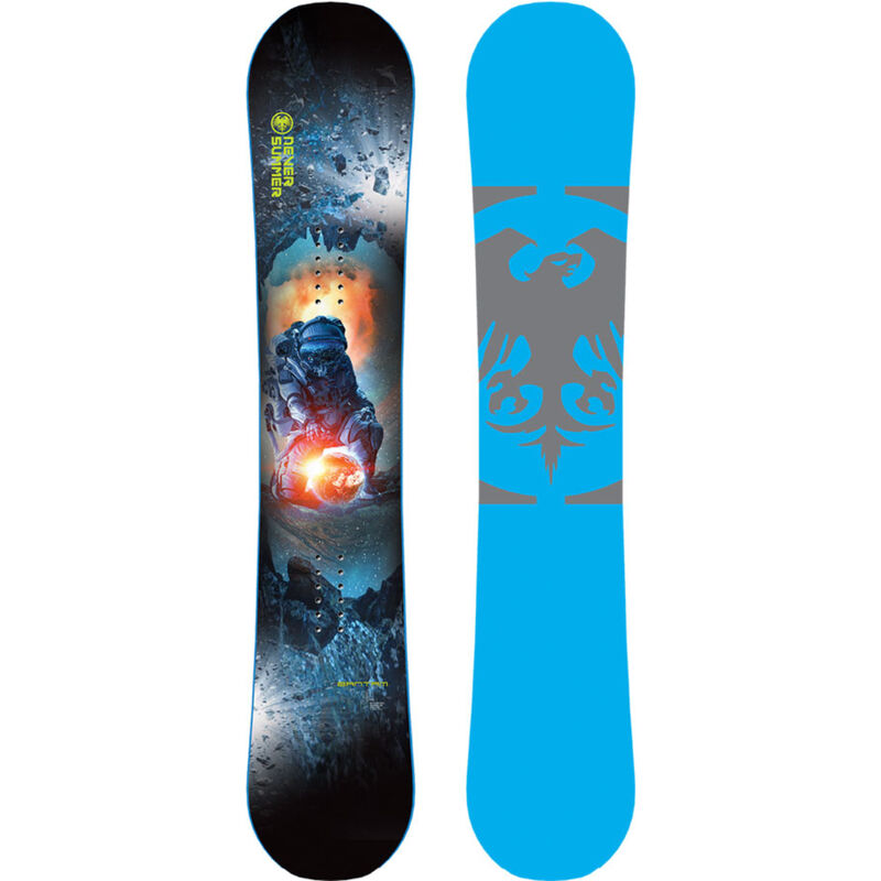 Never Summer Bantam Snowboard Juniors image number 0