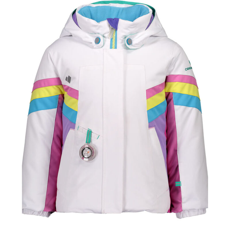 Obermeyer Neato Jacket - Toddler Girls - 19/20 image number 0