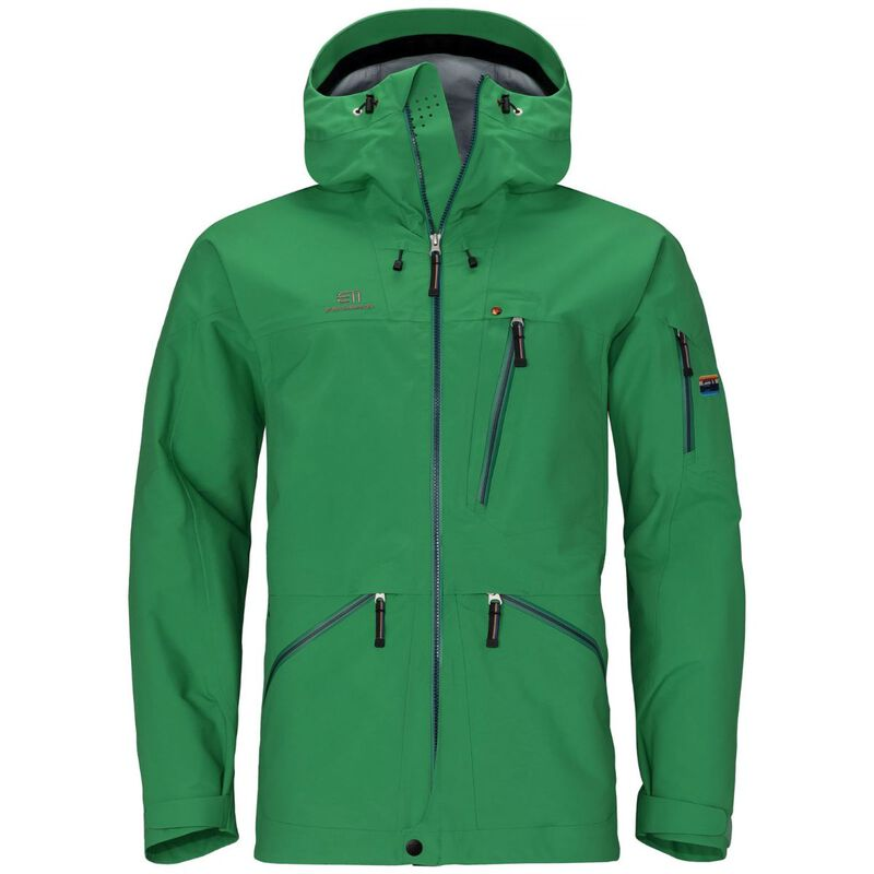 Elevenate Backside Jacket Mens image number 0