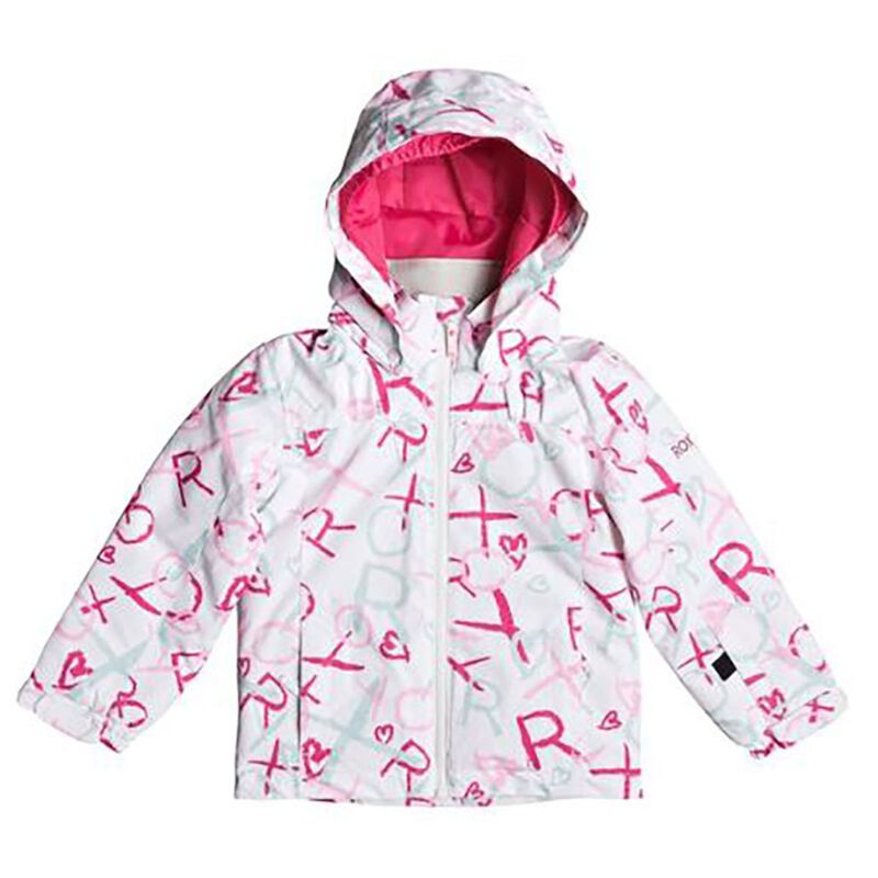 Roxy Mini Jetty Jacket - Toddler Girls - 19/20 image number 1