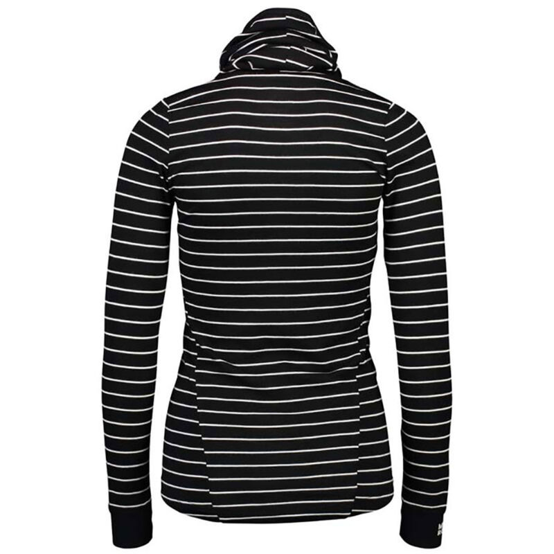 Mons Royale Cornice Rollover Long Sleeve Womens image number 1