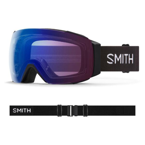 Smith I/O Mag Goggles + Photochromatic Rose Flash Lens