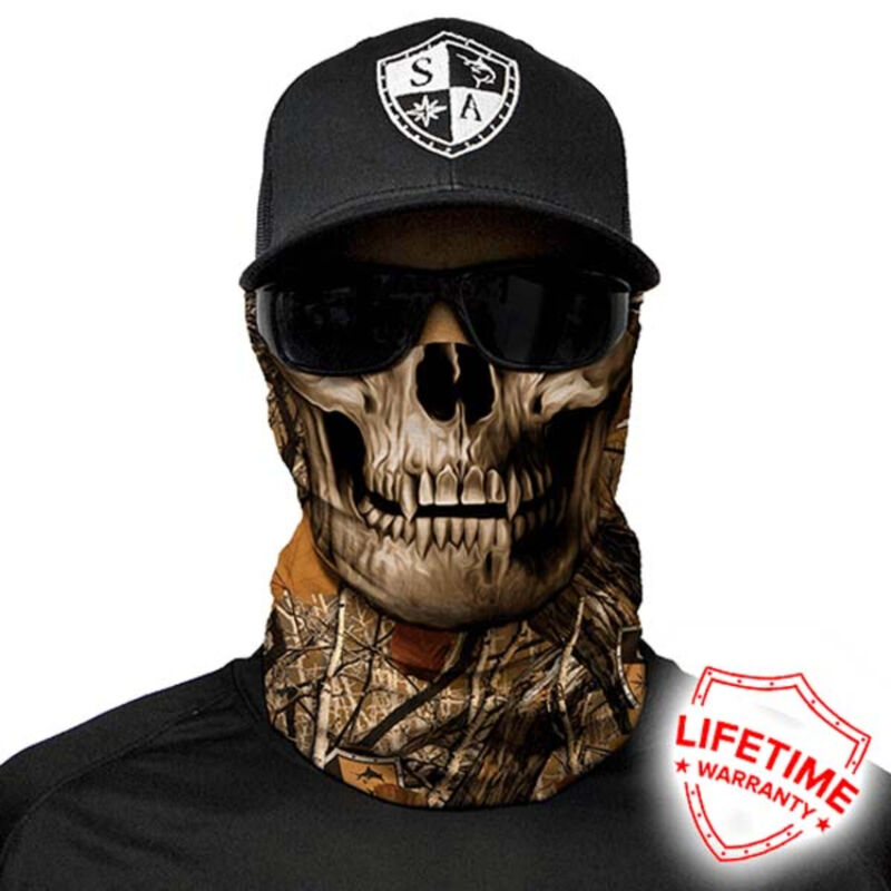SA Company Multi-Use Face Shield - 20/21 image number 1