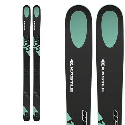 Kastle FX 95 HP Skis - Mens 18/19