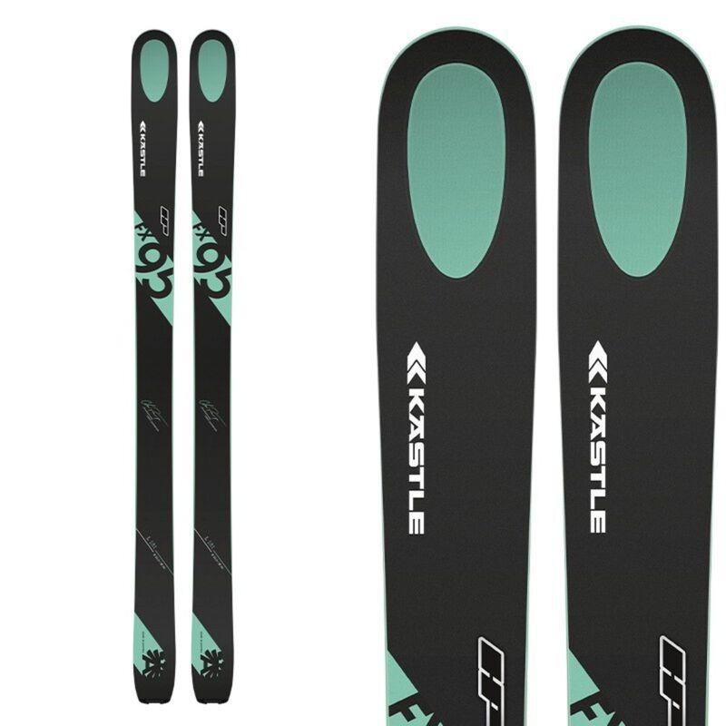 Kastle FX 95 HP Skis - Mens 18/19 image number 0