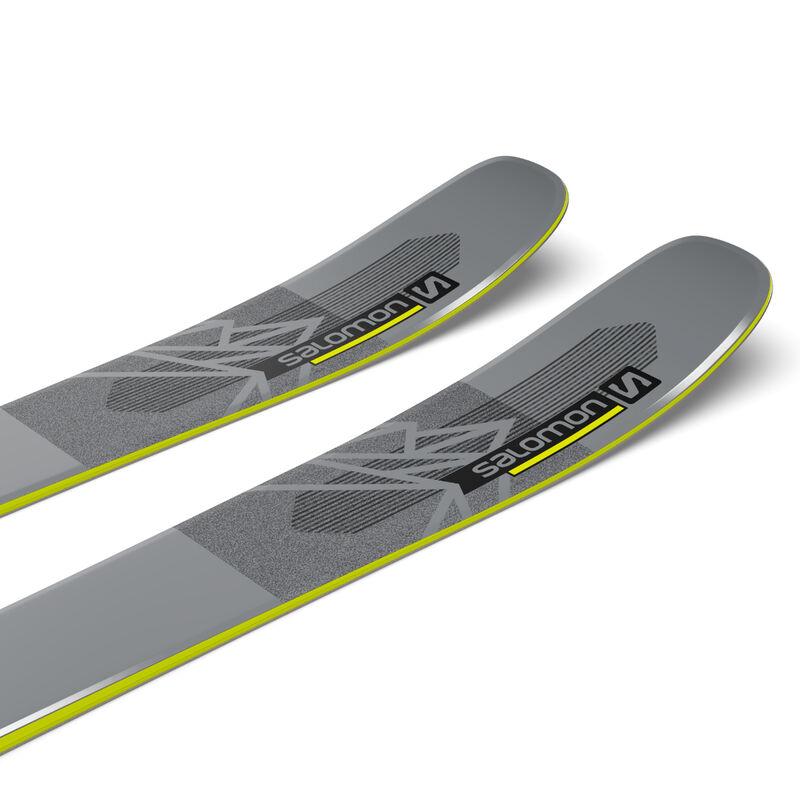 Salomon QST 92 Skis image number 2