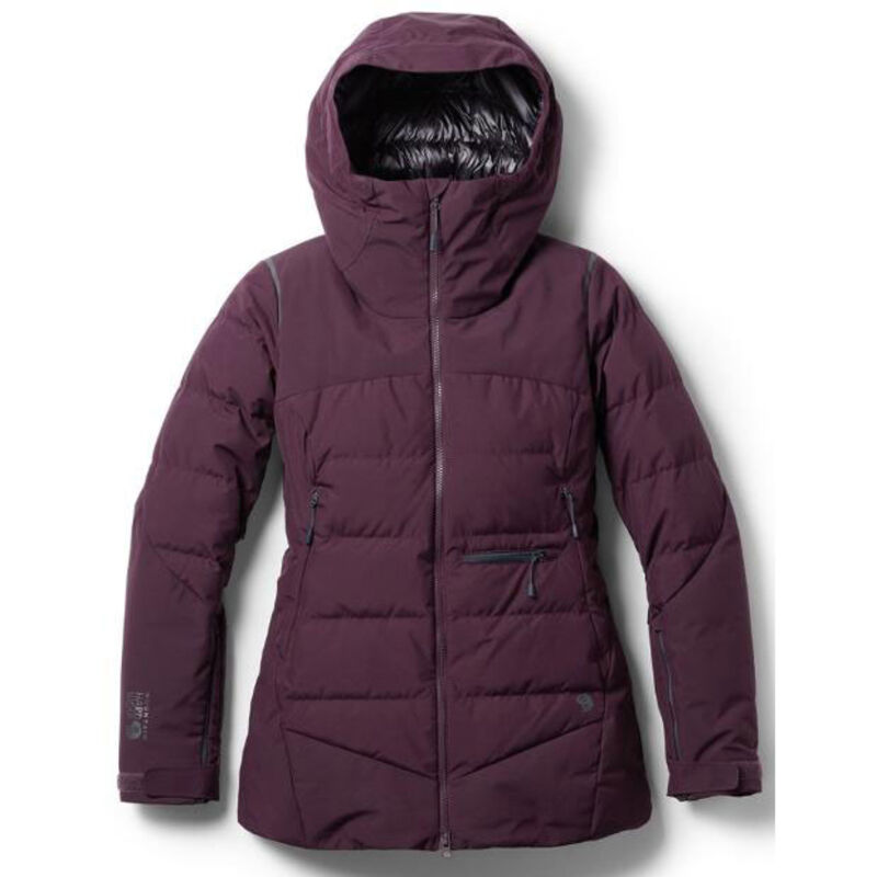 Mountain Hardwear Direct North GTX Windstopper Down Jacket Womens image number 0