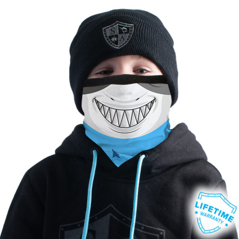 SA Company Frost Tech Fleece Lined Face Shield - Kids 20/21 image number 2