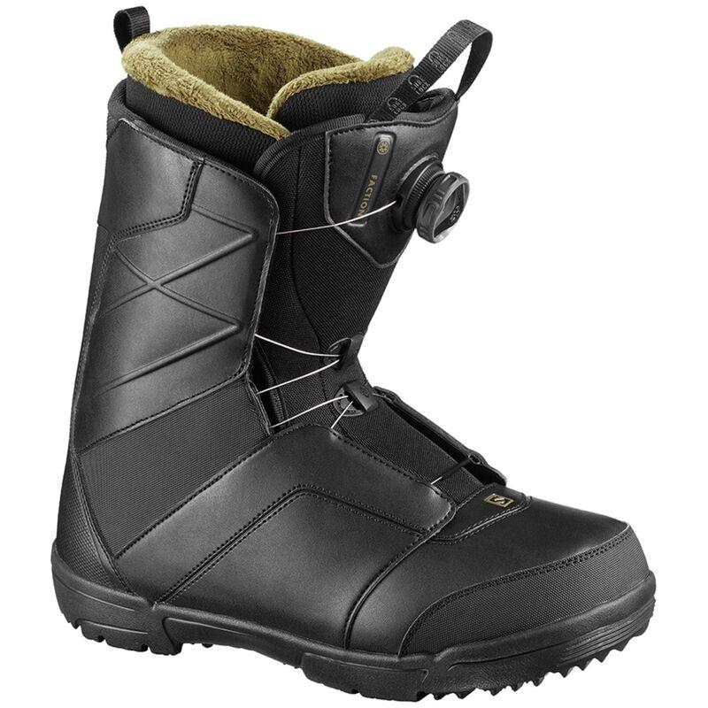 Salomon Faction BOA Snowboard Boots - Mens 19/20 image number 0