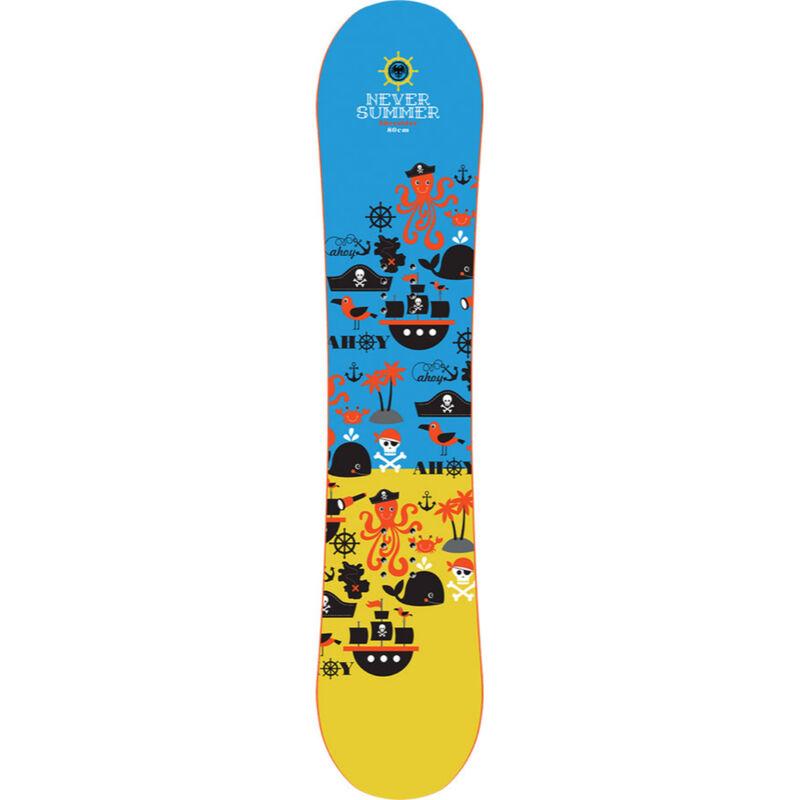Never Summer Shredder Snowboard Juniors image number 1
