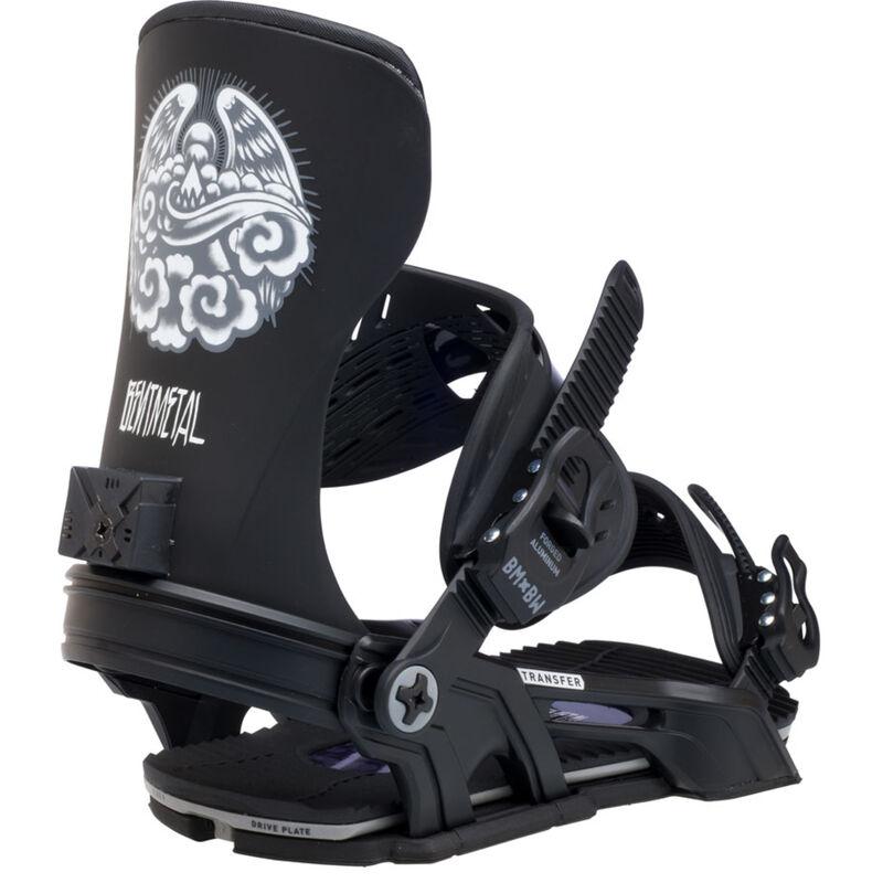 Bent Metal Transfer Snowboard Bindings Mens image number 1