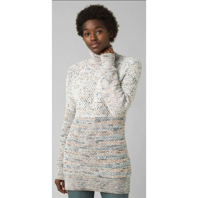 Prana Abelle Sweater Tunic Womens image number 0