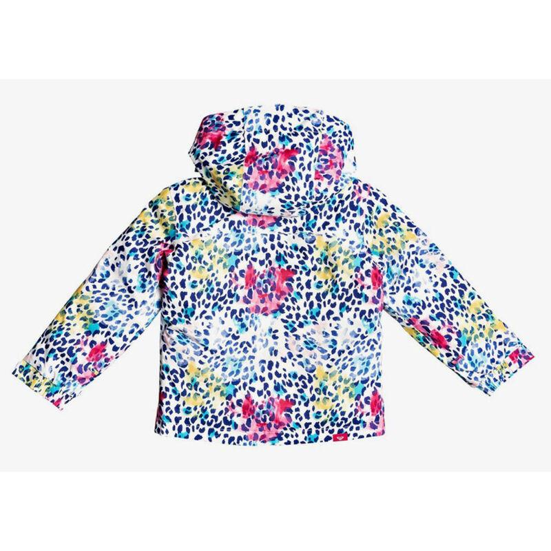 Roxy Mini Jetty Snow Jacket Girls image number 3