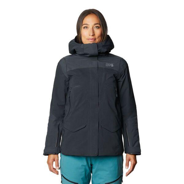 Mountain Hardwear Boundary Line Gore Tex Insulated Jacket Womens