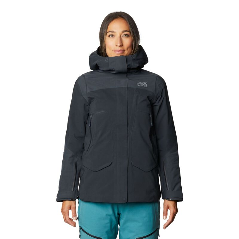 Mountain Hardwear Boundary Line Gore Tex Insulated Jacket Womens image number 0