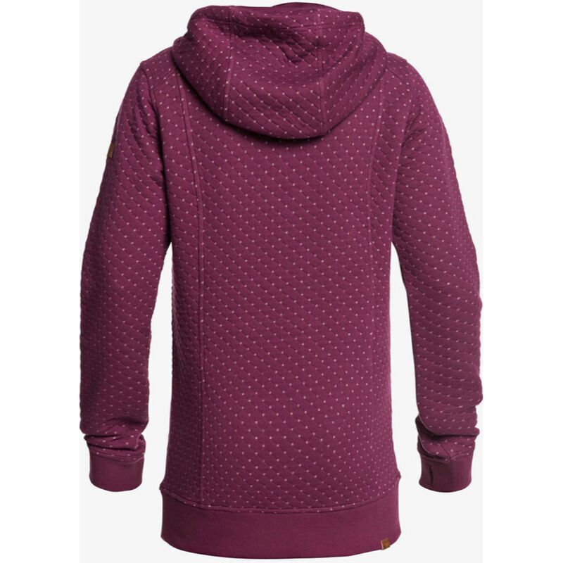 Roxy Dipsy Technical Quilted Hoodie - Womens image number 1