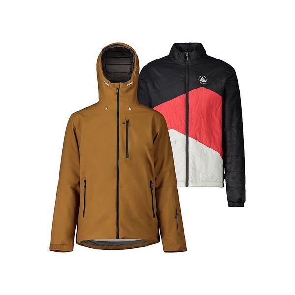 Maloja Koebim Mens 3-in-1 Jacket