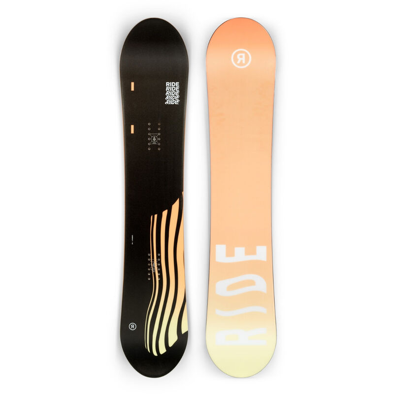 Ride Compact Womens Snowboard image number 0