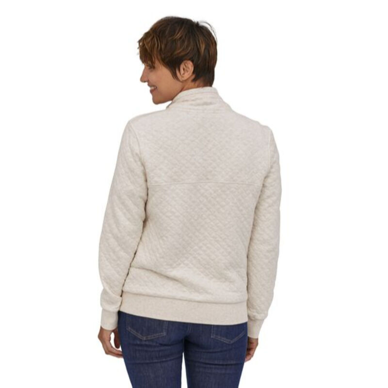 Patagonia Organic Cotton Quilt Snap-T Pullover Womens image number 2