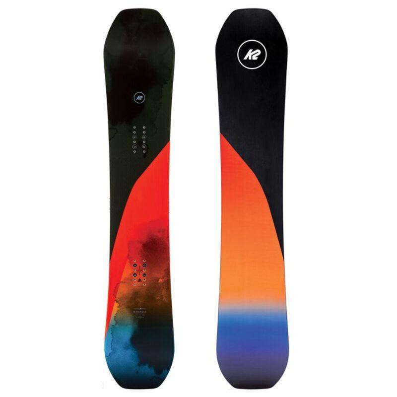 K2 Manifest Snowboard Mens image number 0