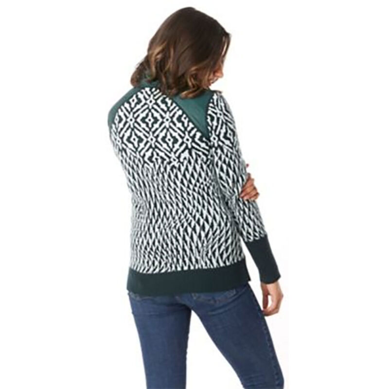 Smartwool Ski Ninja Pullover Sweater Womens image number 1