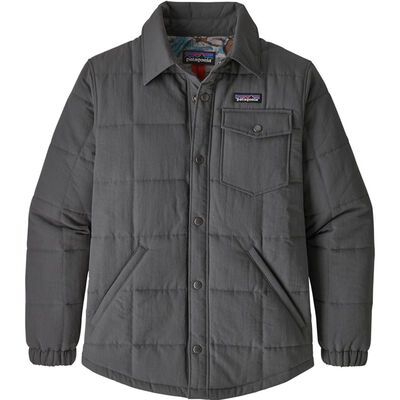 Patagonia Quilted Schacket - Boys