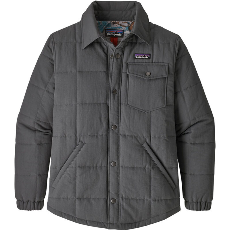 Patagonia Quilted Schacket - Boys image number 0