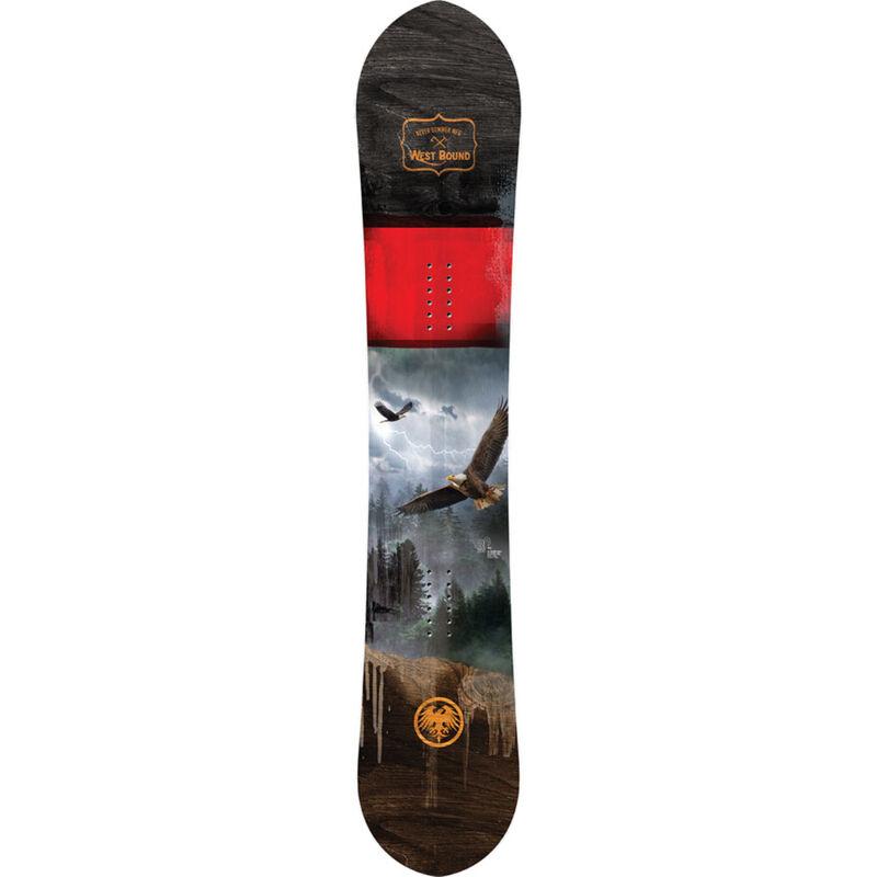 Never Summer West Bound Snowboard Mens image number 1