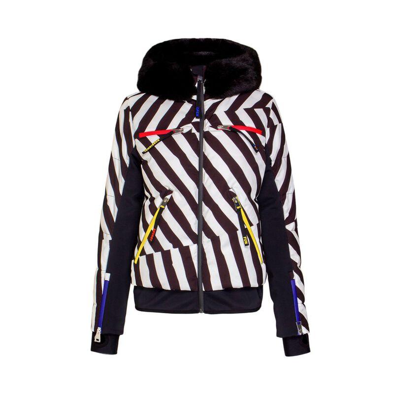 Rossignol Print Furi Down Ski Jacket image number 0