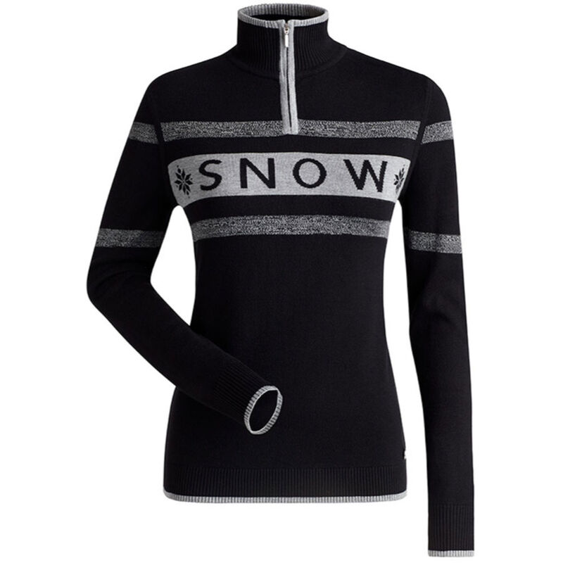 Nils Snow Sweater Womens image number 0