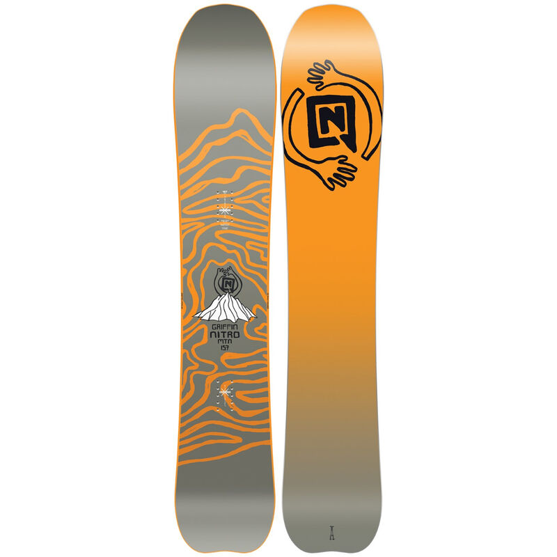 Nitro Mountain Snowboard image number 0