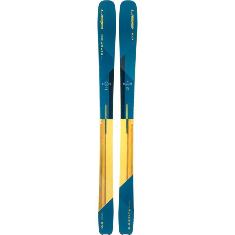 Elan Ripstick 106 Skis Mens image number 0