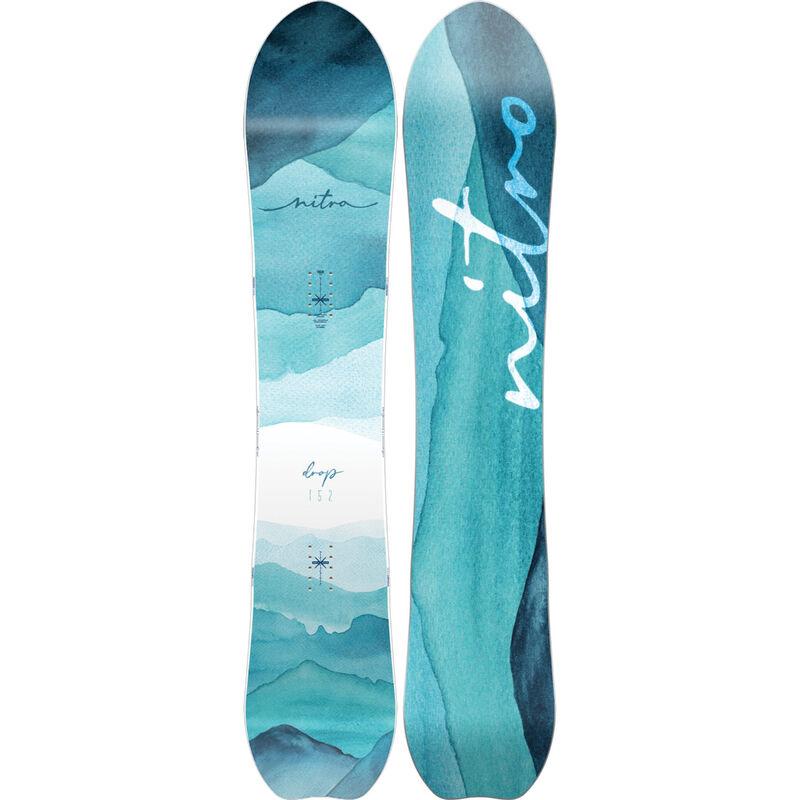 Nitro Drop Snowboard Womens image number 0