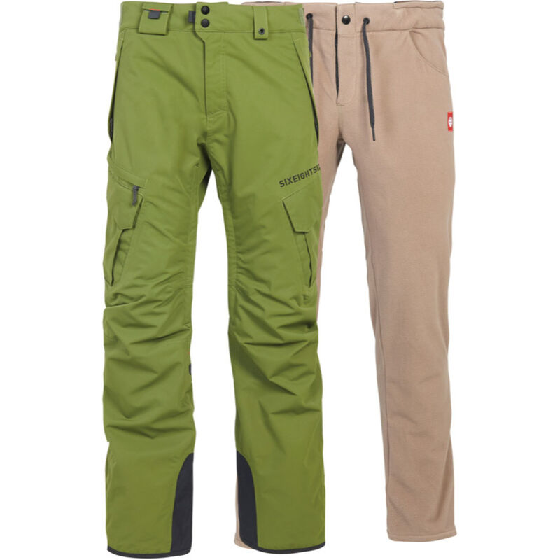 686 Smarty 3-in-1 Cargo Pant - Mens image number 2