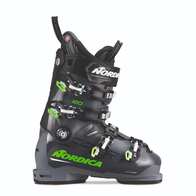 Nordica Speed Machine 3 120 Ski Boots Mens image number 0