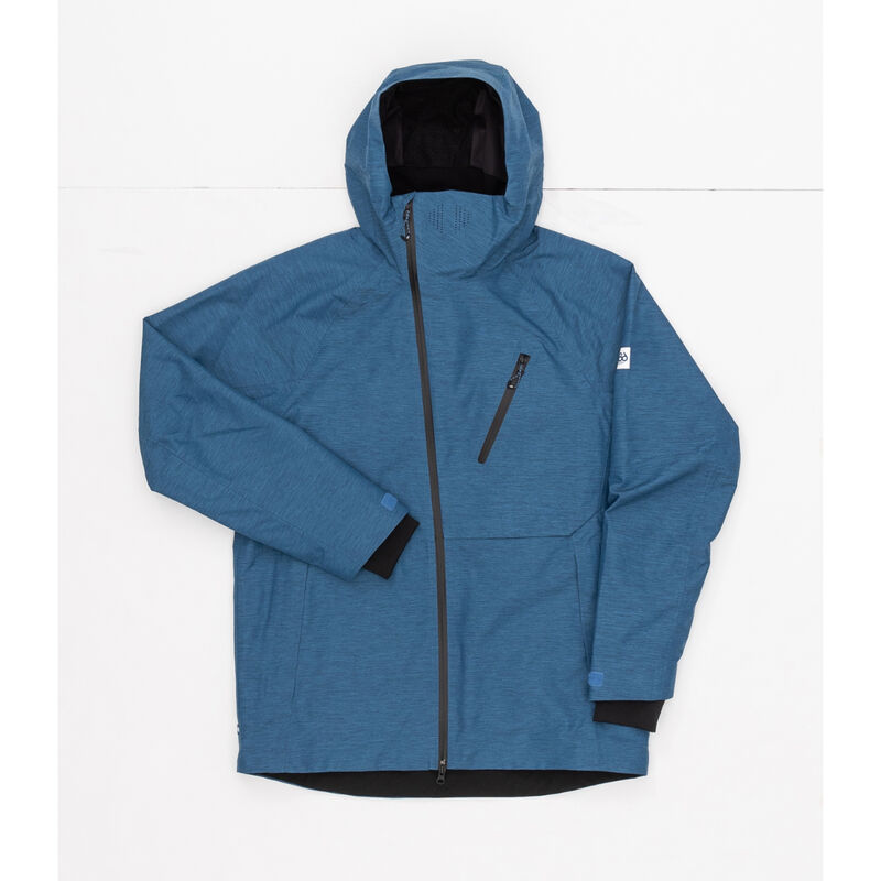 686 GLCR Gore-Tex Hydra Down Thermagraph Jacket Mens image number 2