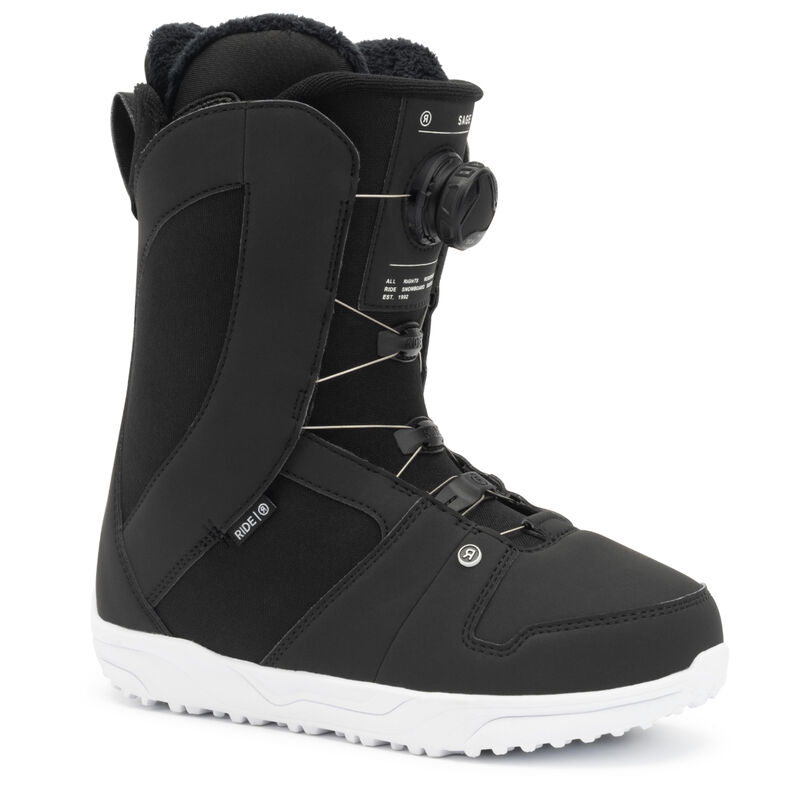Ride Sage Snowboard Boots Womens image number 0
