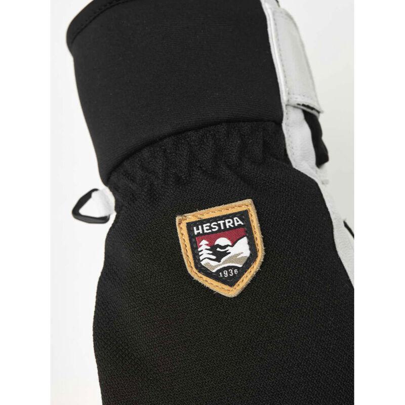 Hestra Army Leather Patrol 3-Finger Glove Mens image number 1