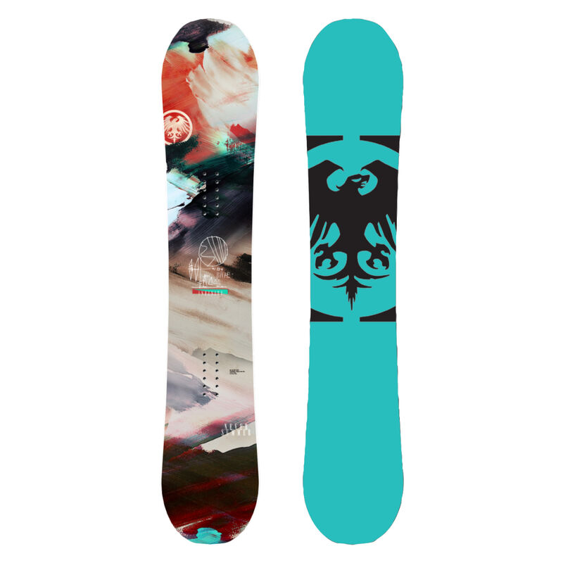 Never Summer Infinity Snowboard Womens image number 0