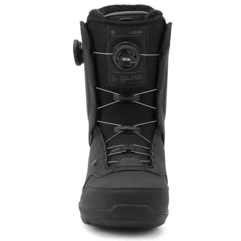 Ride Lasso Boa Snowboard Boots Mens image number 2